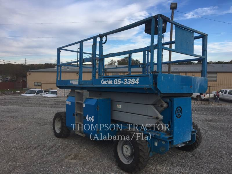 GENIE INDUSTRIES LEVANTAMIENTO - TIJERA GS3384G2 equipment  photo 3