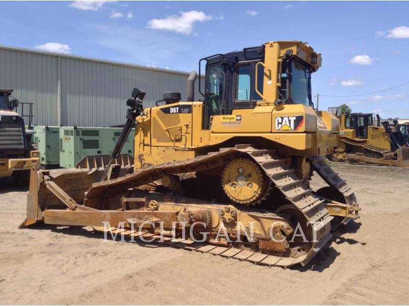 CATERPILLAR CIĄGNIKI GĄSIENICOWE D6TL CA equipment  photo 4