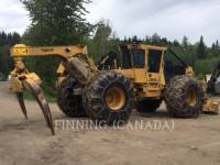 TIGERCAT FORESTAL - ARRASTRADOR DE TRONCOS 630 D equipment  photo 1