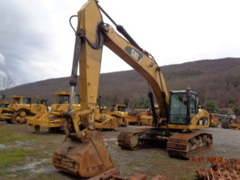 CATERPILLAR PELLES SUR CHAINES 329DL equipment  photo 1