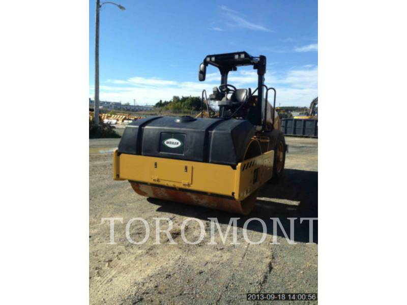 WEILER COMPACTORS C110 equipment  photo 1