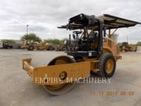 CATERPILLAR VIBRATORY SINGLE DRUM SMOOTH CS44B equipment  photo 4