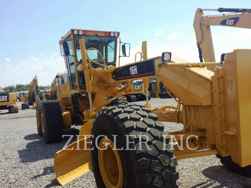 CATERPILLAR モータグレーダ 16H equipment  photo 3