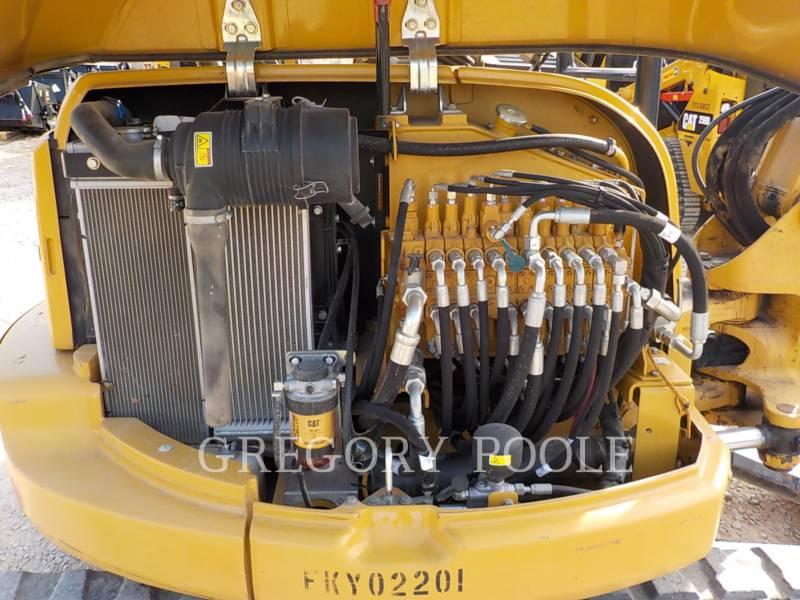 CATERPILLAR TRACK EXCAVATORS 305.5E CR equipment  photo 13