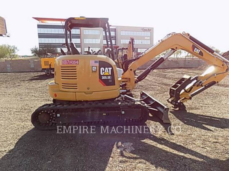 CATERPILLAR PELLES SUR CHAINES 305.5E2CRT equipment  photo 2