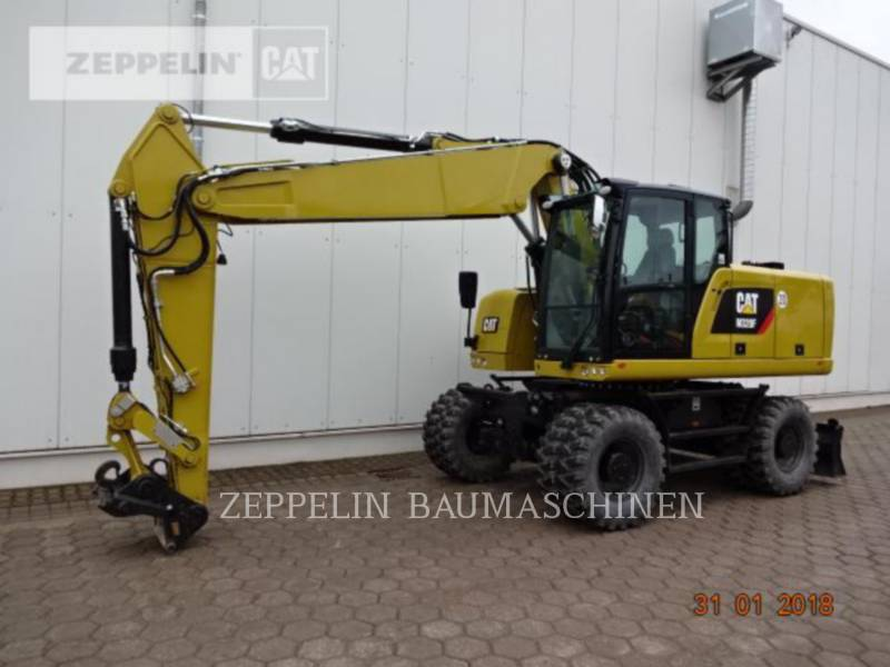 CATERPILLAR KOPARKI KOŁOWE M320F equipment  photo 1