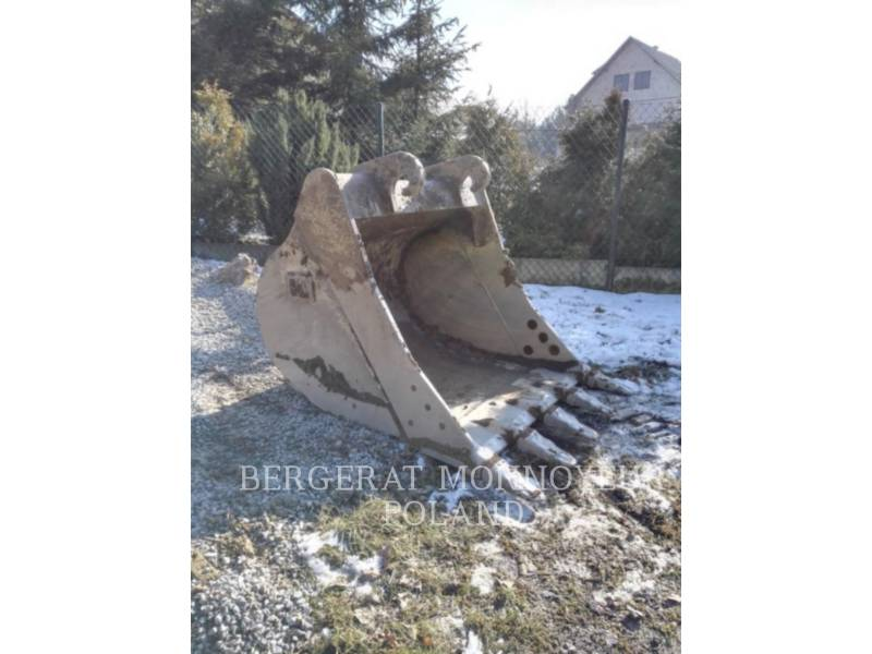 CATERPILLAR KOPARKI GĄSIENICOWE 320F L equipment  photo 9