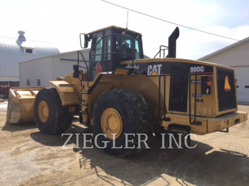 CATERPILLAR MINING WHEEL LOADER 980G equipment  photo 2
