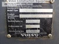 VOLVO CONSTRUCTION EQUIPMENT KETTEN-HYDRAULIKBAGGER EC210BLC equipment  photo 21