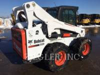 BOBCAT CHARGEURS COMPACTS RIGIDES S850 equipment  photo 4