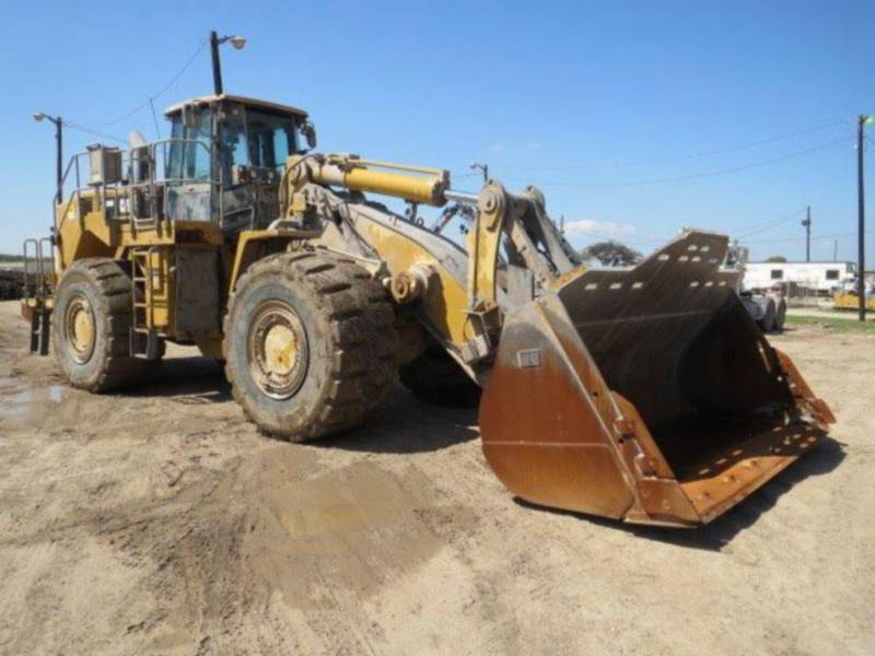 CATERPILLAR CARGADORES DE RUEDAS 988H equipment  photo 15