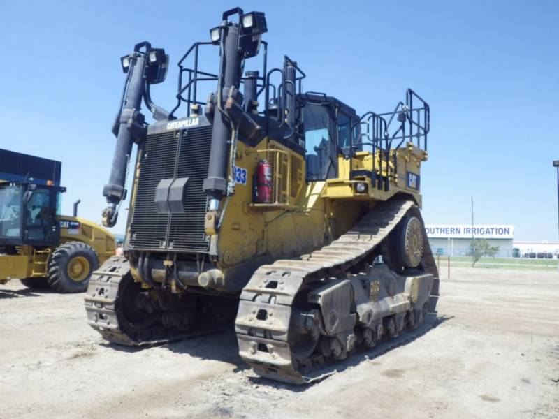 CATERPILLAR TRACTORES DE CADENAS D11T equipment  photo 7