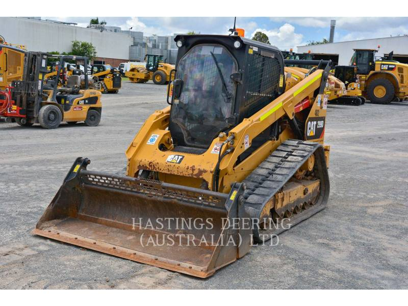 CATERPILLAR UNIWERSALNE ŁADOWARKI 299D equipment  photo 1