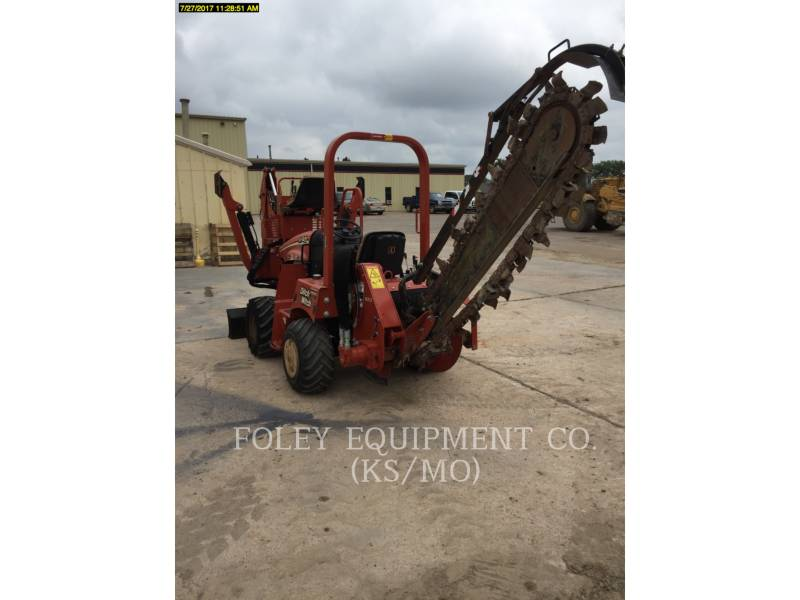 DITCH WITCH (CHARLES MACHINE WORKS) TRENCHERS RT45 equipment  photo 4