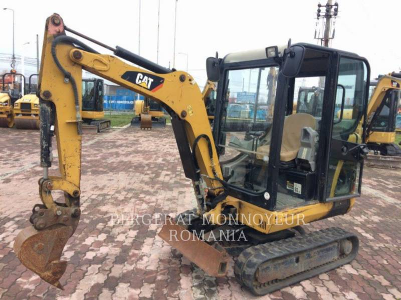 CATERPILLAR TRACK EXCAVATORS 301.8 C equipment  photo 1