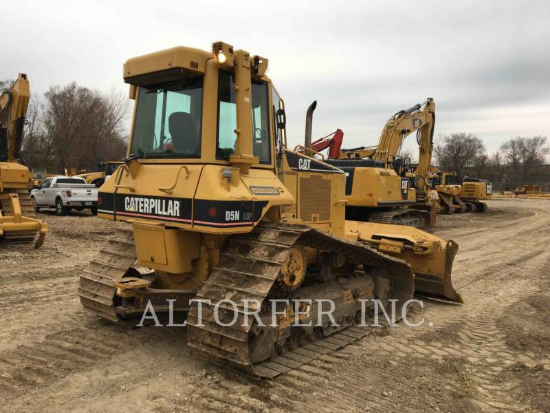 CATERPILLAR TRACTEURS SUR CHAINES D5N LGP equipment  photo 4