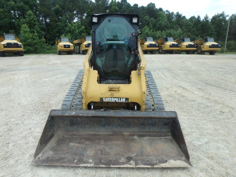 CATERPILLAR MULTI TERRAIN LOADERS 279C2 equipment  photo 6