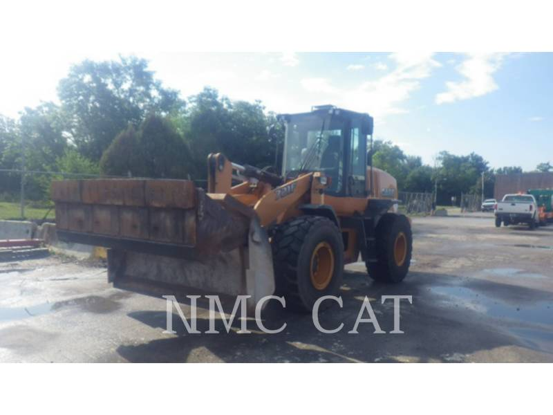 CASE WHEEL LOADERS/INTEGRATED TOOLCARRIERS 721F_CA equipment  photo 1