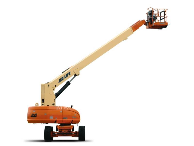 JLG INDUSTRIES, INC. LIFT - BOOM 800S equipment  photo 1