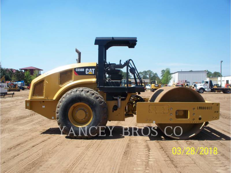 CATERPILLAR COMPACTORS CS56 equipment  photo 6
