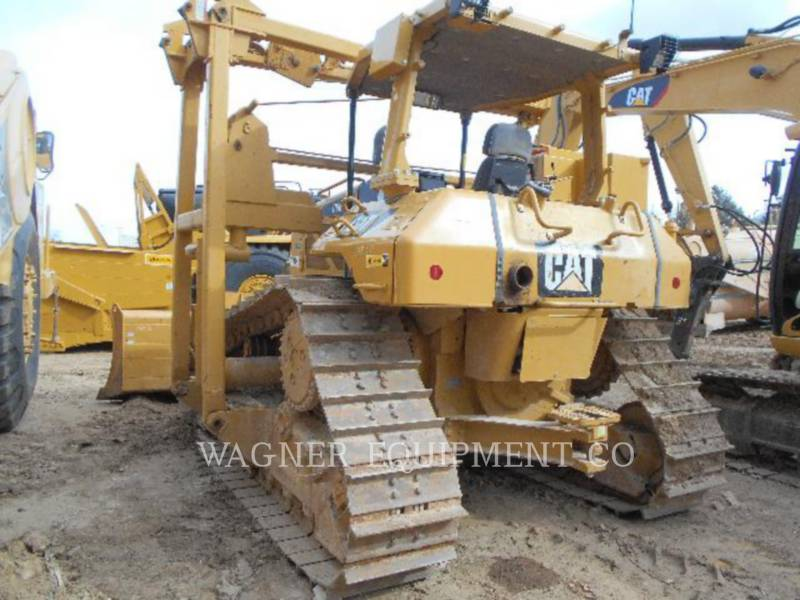 CATERPILLAR CIĄGNIKI GĄSIENICOWE D6NLGP equipment  photo 2