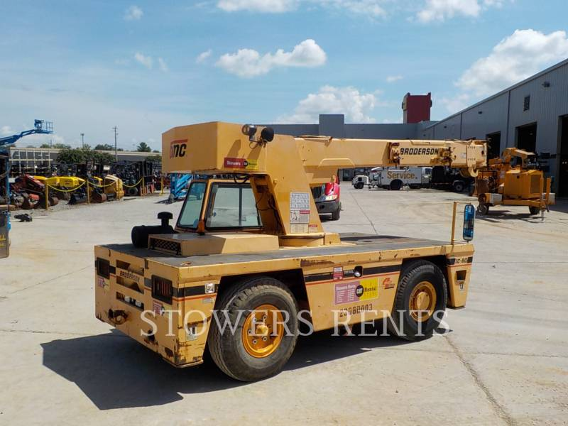 BRODERSON CRANES IC80-3G equipment  photo 1