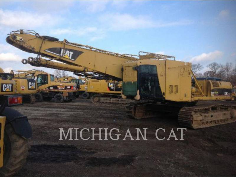 CATERPILLAR TRACK EXCAVATORS 330CL MH equipment  photo 1