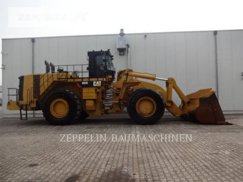 CATERPILLAR WHEEL LOADERS/INTEGRATED TOOLCARRIERS 992KLRC equipment  photo 6