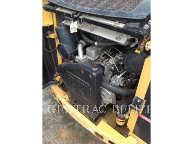 CATERPILLAR SKID STEER LOADERS 262B equipment  photo 4