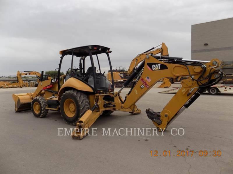 CATERPILLAR BAGGERLADER 420F 4EO P equipment  photo 3