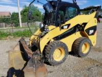 Equipment photo Caterpillar 262C MINIÎNCĂRCĂTOARE RIGIDE MULTIFUNCŢIONALE 1