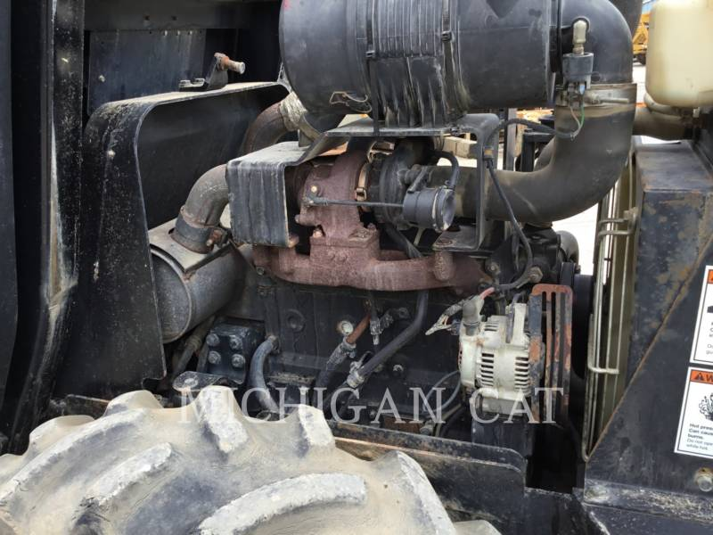 INGERSOLL-RAND VIBRATORY SINGLE DRUM SMOOTH SD45D equipment  photo 16