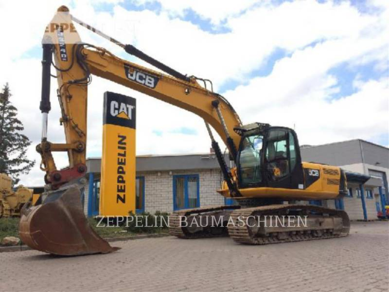 JCB TRACK EXCAVATORS JS240NL equipment  photo 1