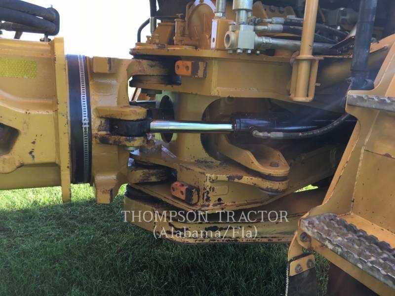 CATERPILLAR KNICKGELENKTE MULDENKIPPER 740B equipment  photo 16