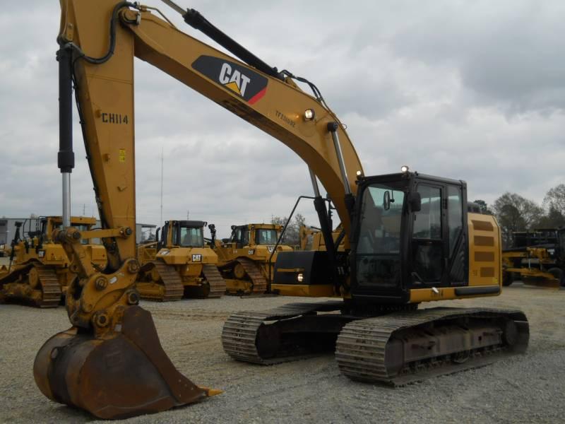 CATERPILLAR EXCAVADORAS DE CADENAS 320ELRR equipment  photo 1