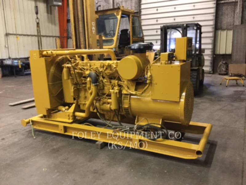 CATERPILLAR FIJO - DIESEL C9EP equipment  photo 1