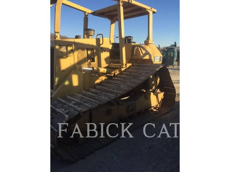 CATERPILLAR TRACK TYPE TRACTORS D5H equipment  photo 4