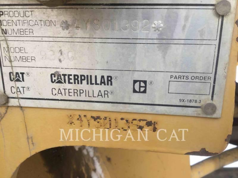 CATERPILLAR ホイール・ローダ/インテグレーテッド・ツールキャリヤ 938G equipment  photo 8