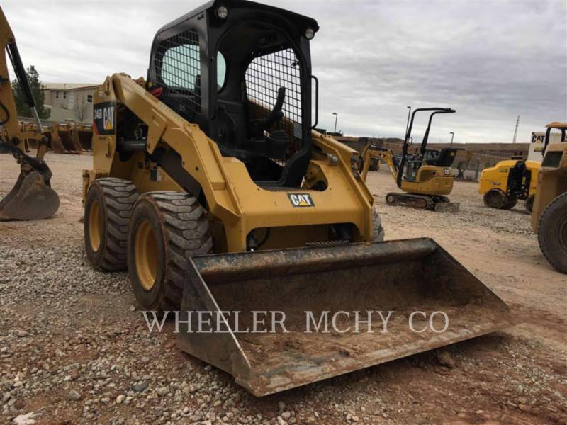 CATERPILLAR SKID STEER LOADERS 246D C1 HF equipment  photo 2