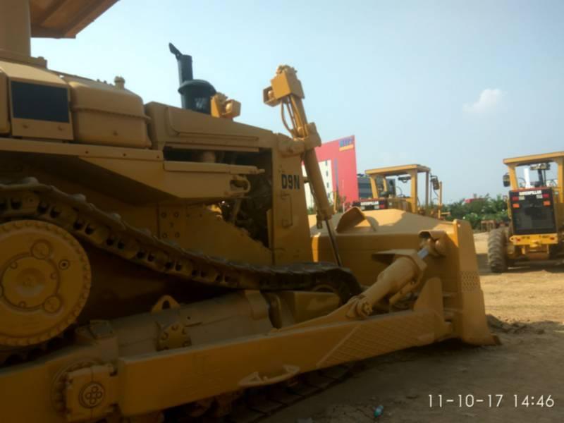 CATERPILLAR MINING TRACK TYPE TRACTOR D9N equipment  photo 10