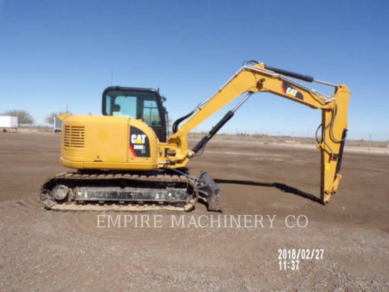 CATERPILLAR トラック油圧ショベル 308E SB equipment  photo 11