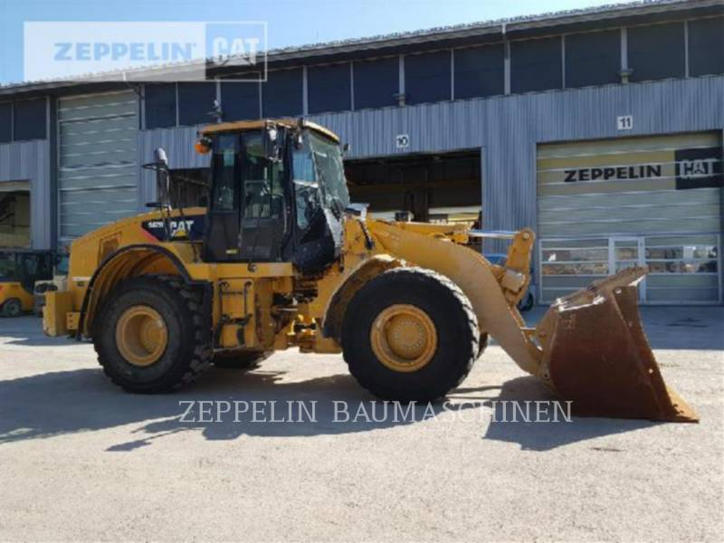 CATERPILLAR PALE GOMMATE/PALE GOMMATE MULTIUSO 962H equipment  photo 3