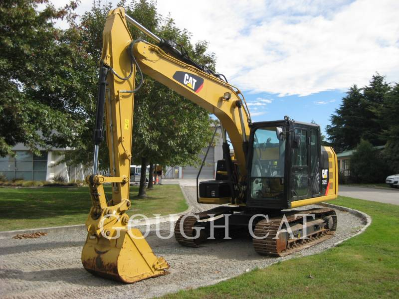 CATERPILLAR KETTEN-HYDRAULIKBAGGER 312E equipment  photo 1