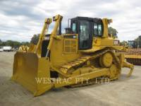 Equipment photo CATERPILLAR D 6 T TRACK TYPE TRACTORS 1
