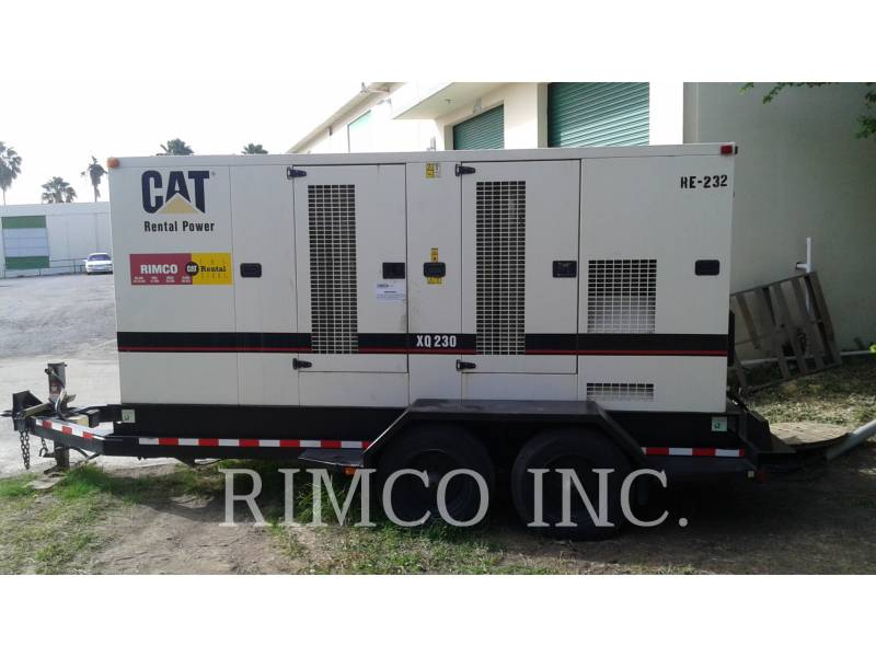 CATERPILLAR POWER MODULES (OBS) XQ-230 equipment  photo 1