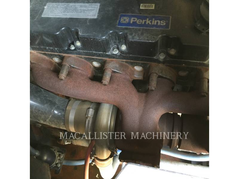 PERKINS PORTABLE GENERATOR SETS APS150 equipment  photo 8