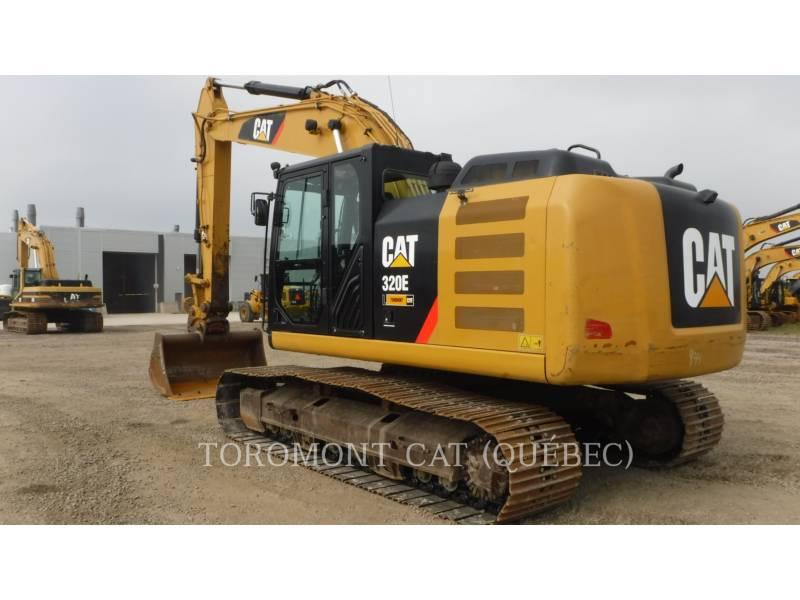 CATERPILLAR TRACK EXCAVATORS 320EL equipment  photo 3