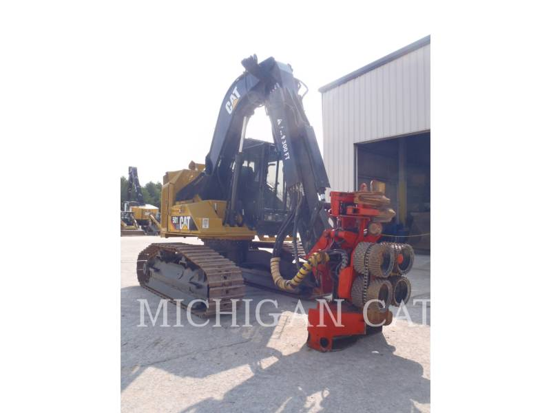 CATERPILLAR MACHINE FORESTIERE 501HD equipment  photo 2