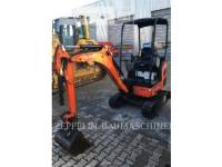KUBOTA CORPORATION KOPARKI GĄSIENICOWE KX016-4 equipment  photo 5