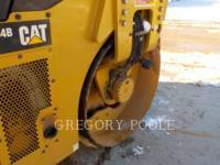 CATERPILLAR TANDEMVIBRATIONSWALZE, ASPHALT CB-54 equipment  photo 20